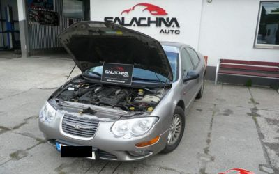 CHRYSLER 300M 3.5 V6
