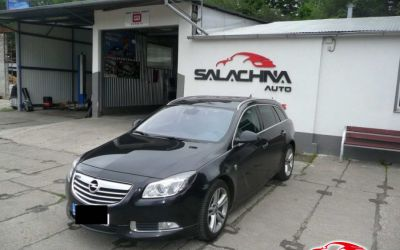 OPEL INSIGNIA 2.8 TURBO
