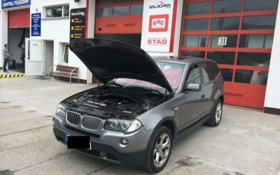 BMW X3 3.0