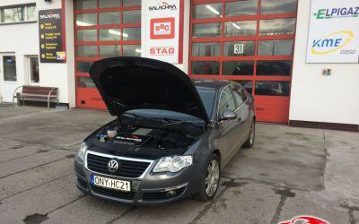 VW PASSAT 2.0 TURBO FSI