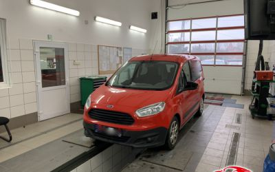 FORD TRANSIT COURIER 1.0 ECOBOOST