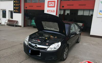 OPEL VECTRA 2.0 TURBO